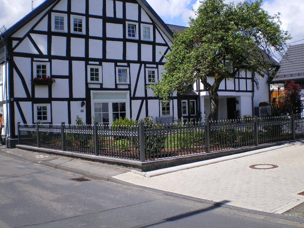Schmuckzaun Herling