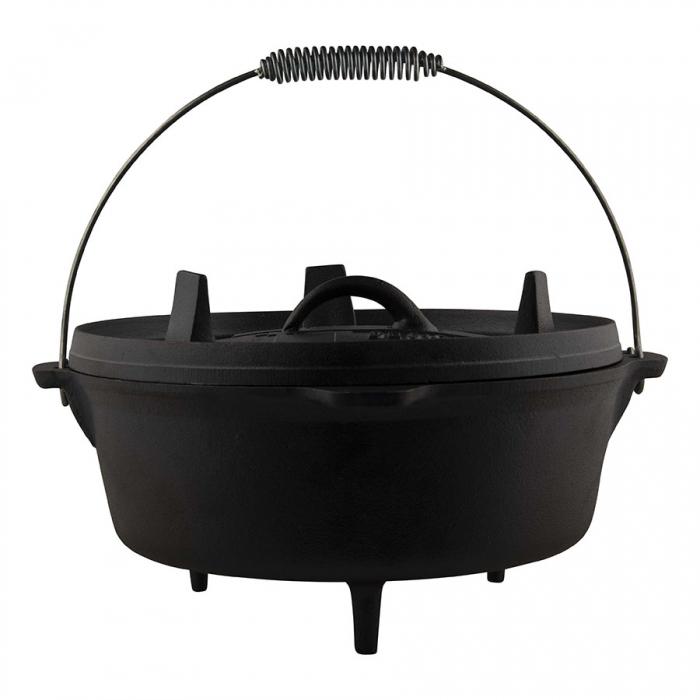 Stahlbude Dutch Oven 6Qt