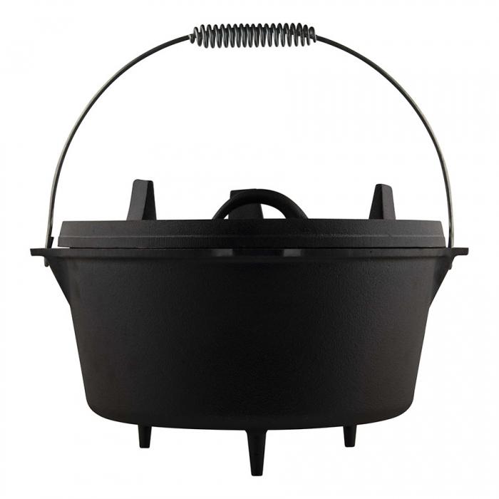 Stahlbude Dutch Oven 9Qt